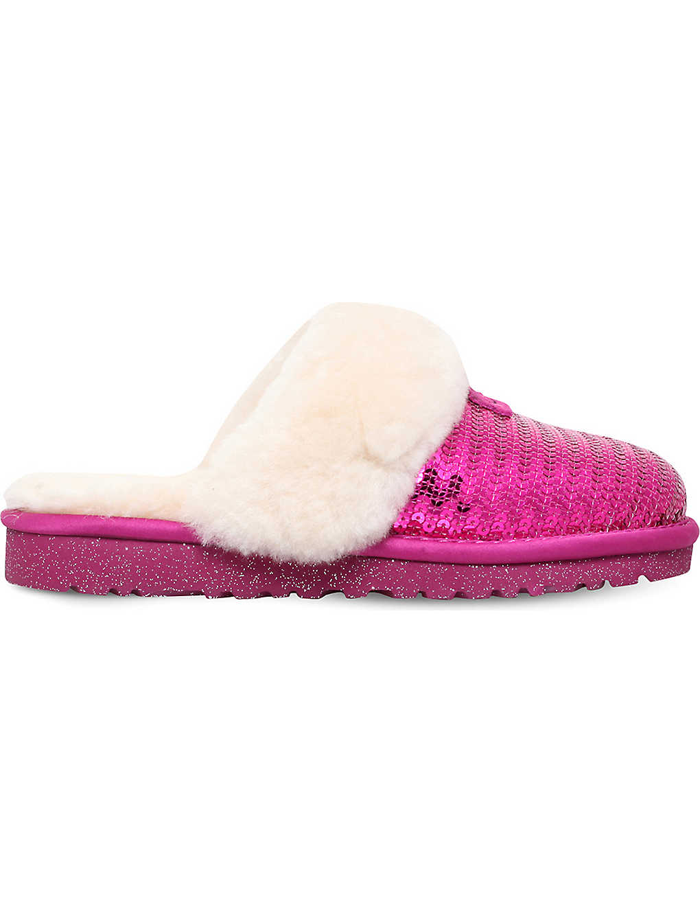 97969e28489 UGG - Dazzle sequin slippers 7-10 years | Selfridges.com