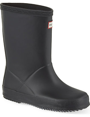 HUNTER: Kids first classic Wellies 2-7 years
