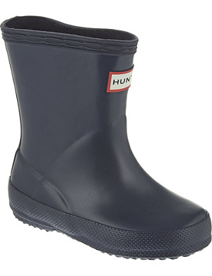 HUNTER Kids first classic Wellies 2-7 years