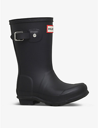 HUNTER: Original Kids rubber wellies 3-7 years