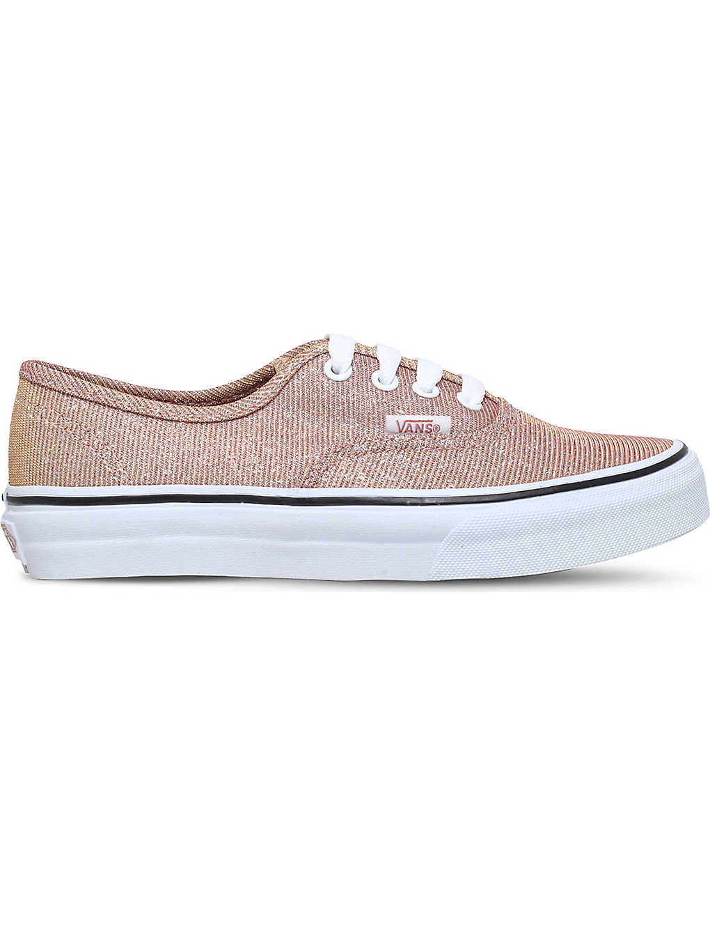 bae473ae4b76 VANS - Authentic glitter trainers 6-11 years | Selfridges.com