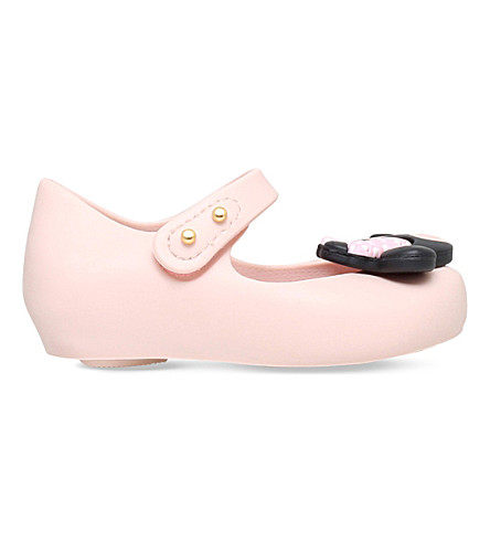 59880182cee MINI MELISSA - Ultragirl Minnie Mouse jelly shoes 6 months - 5 years ...