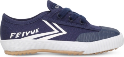 FEIYUE Fe Lo Classic canvas plimsolls 5-9 years