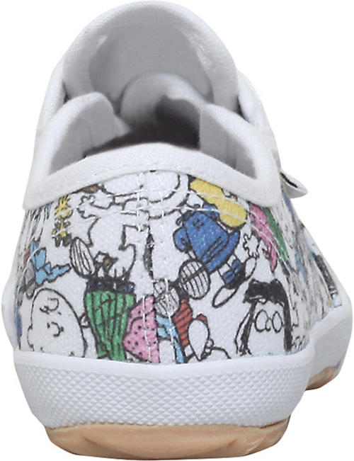 FEIYUE Fe lo peanuts canvas plimsolls 5-11 years