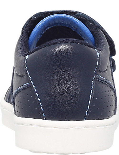 BOSS BY HUGO BOSS Taj Mahal leather trainers 6 months - 3 years