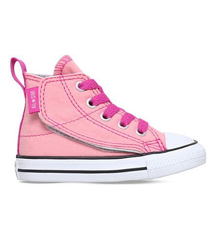 afcee58aa6f39 CONVERSE Chuck Taylor All Star Simple Step high-top sneakers 2-4 years (