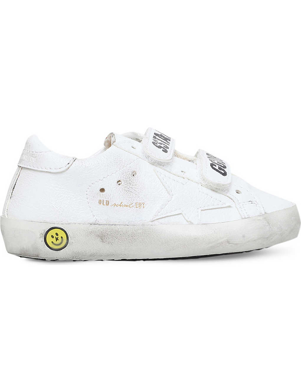 4a67ae50ed563 GOLDEN GOOSE - Superstar leather trainers 2-5 years | Selfridges.com