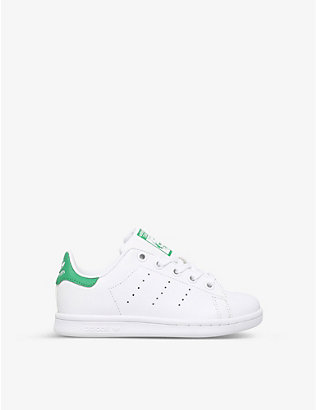 ADIDAS: Stan Smith leather trainers 6 years