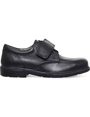 GEOX: Federico leather school shoes 7-8 years