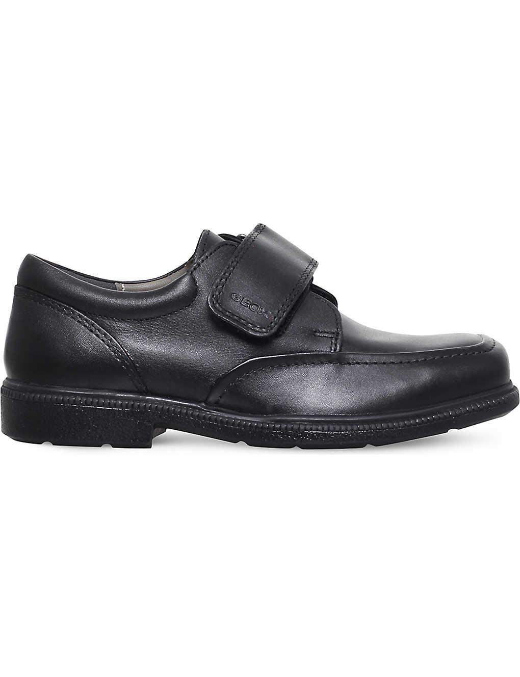 f5611332ccef2 GEOX - Federico leather school shoes 7-8 years | Selfridges.com
