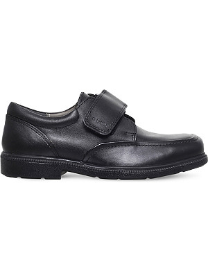 GEOX Federico leather school shoes 7-8 years