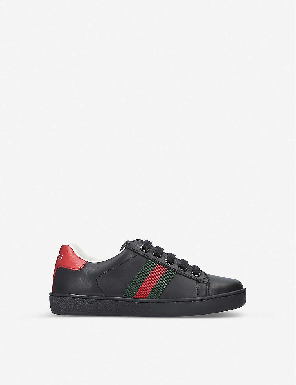 GUCCI: New Ace leather trainers 5-8 years