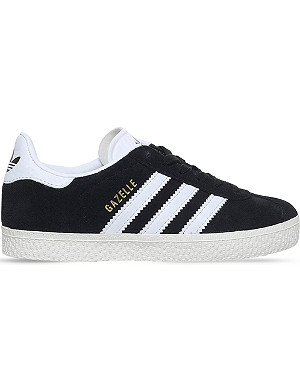 ADIDAS Gazelle suede trainers 4-9 years