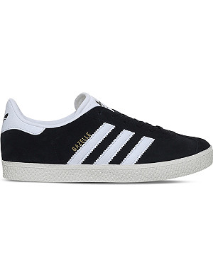 ADIDAS Gazelle suede trainers 9-10 years