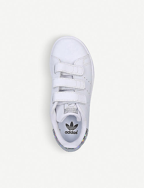 ADIDAS Stan Smith leather trainers 6-8 years