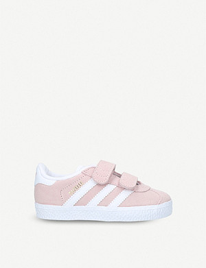 ADIDAS Gazelle suede trainers 1-5 years