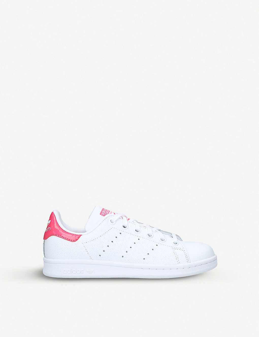 size 40 1772e 2ffd1 ADIDAS - Stan Smith leather trainers 9-11 years | Selfridges.com