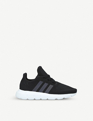 ADIDAS Swift Run C knitted trainers