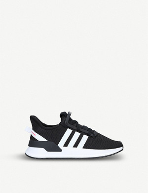 ADIDAS U_Path Run mesh trainers