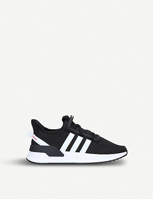 ADIDAS U_Path Run trainers 9-10 years
