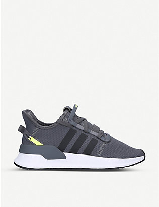 ADIDAS: U_Path Run mesh trainers