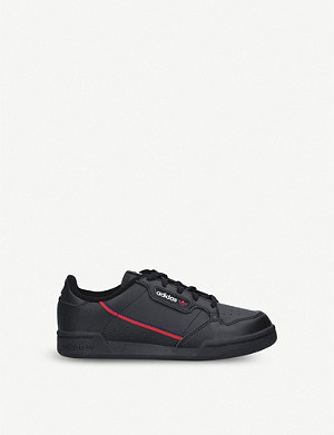 ADIDAS Continental 80 Junior leather trainers