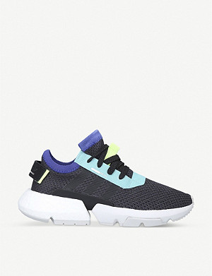 ADIDAS POD-S3.1 Junior mesh-knit trainers