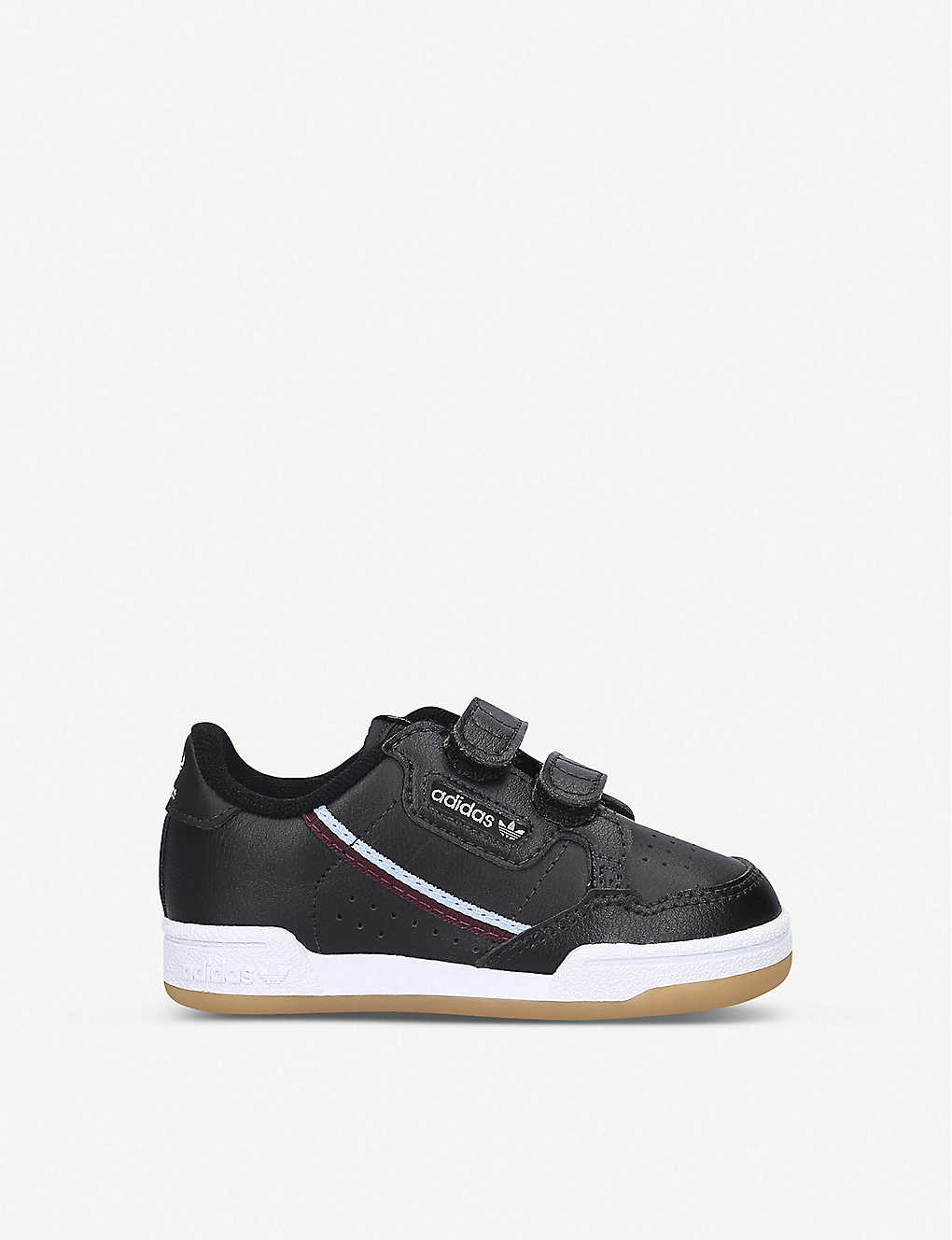 ADIDAS: Continental 80 leather trainers 2-5 years