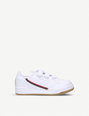 ADIDAS Continental 80 leather trainers 6-8 years
