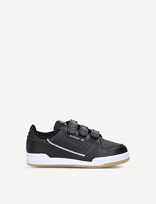 ADIDAS Continental 80 leather trainers 6-9 years