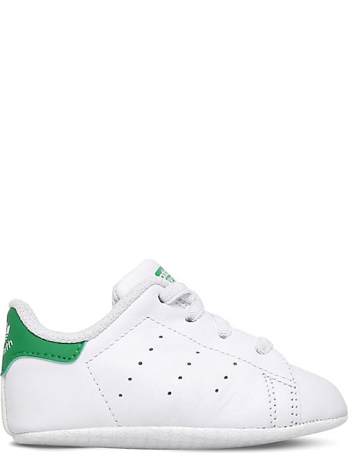 ADIDAS Stan Smith leather trainers 0 months-2 years