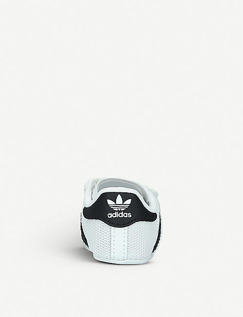 ADIDAS Superstar crib shoes
