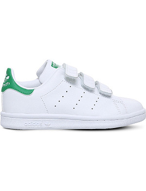 ADIDAS Stan Smith leather trainers 4-9 years