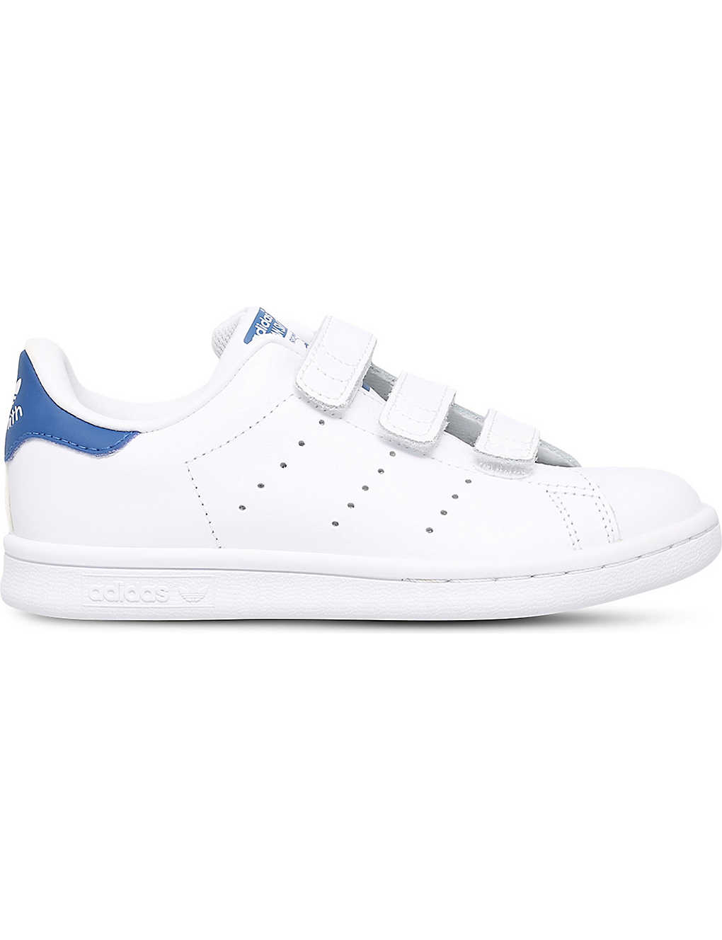 separation shoes f2f03 c6fe5 ADIDAS - Stan Smith leather trainers 4-9 years | Selfridges.com