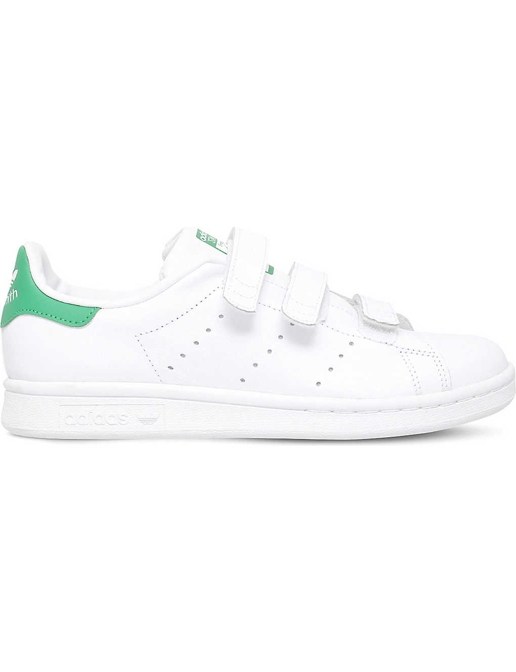ADIDAS: Stan Smith leather trainers 6 months-3 years
