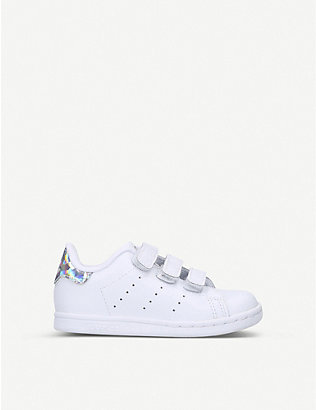 ADIDAS: Stan Smith leather trainers 2-5 years