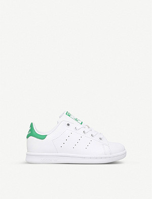 ADIDAS Stan Smith leather trainers 2-9 years