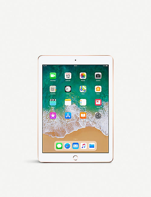 APPLE iPad with WiFi 32GB Gold