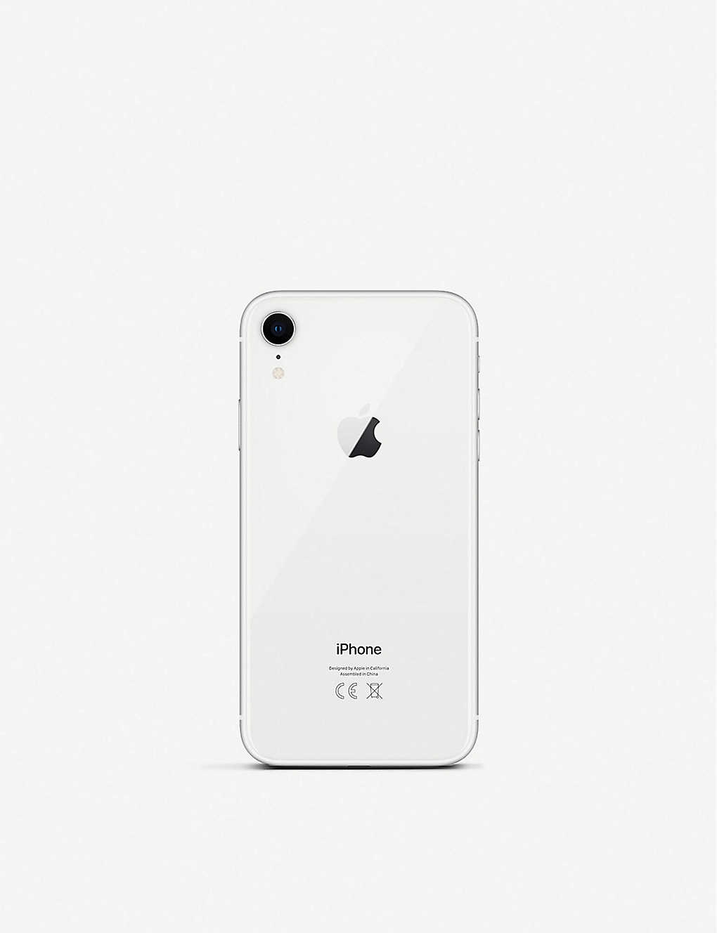 APPLE: iPhone Xr 128GB White
