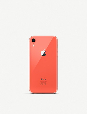 APPLE iphone Xr 128GB 珊瑚