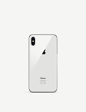 APPLE iphone Xs 最多256GB 银