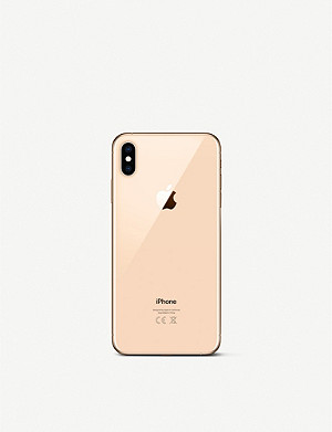 APPLE iphone Xs 最多256GB 黄金