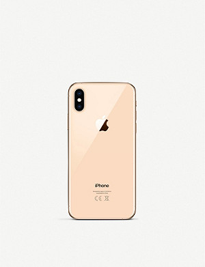 APPLE iphone x 64GB 黄金