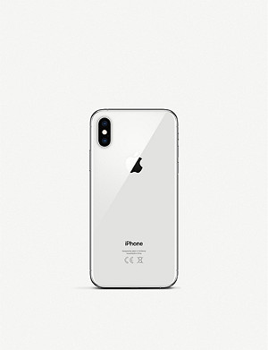 APPLE iphone x 256GB 银色