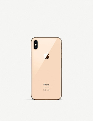 APPLE iphone x 256GB 黄金