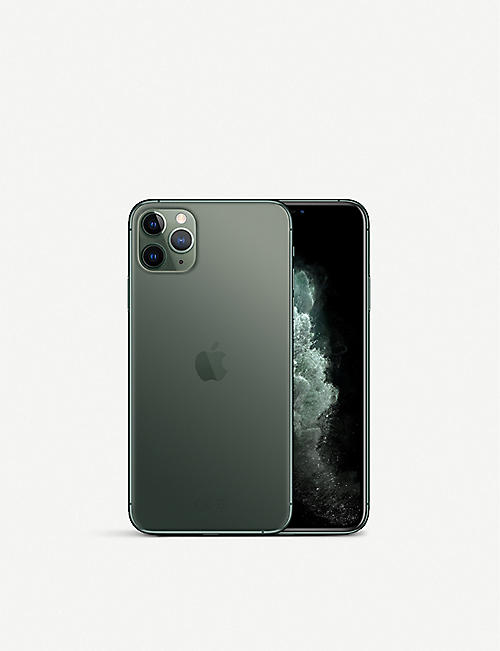 APPLE iPhone 11 Pro Max 256GB Midnight Green