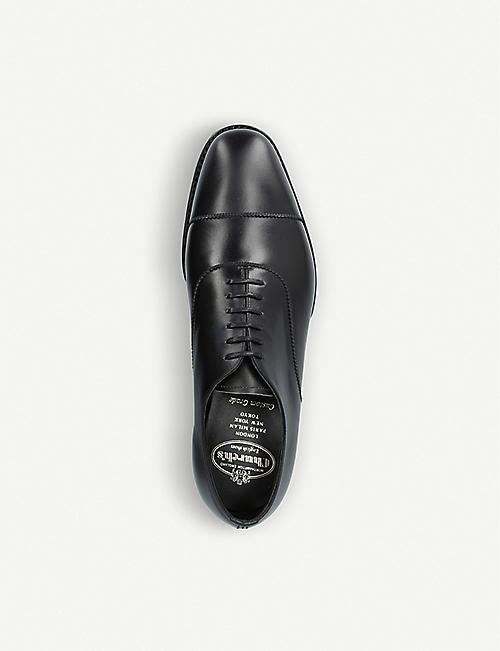 CHURCH Pamington leather Oxford shoes