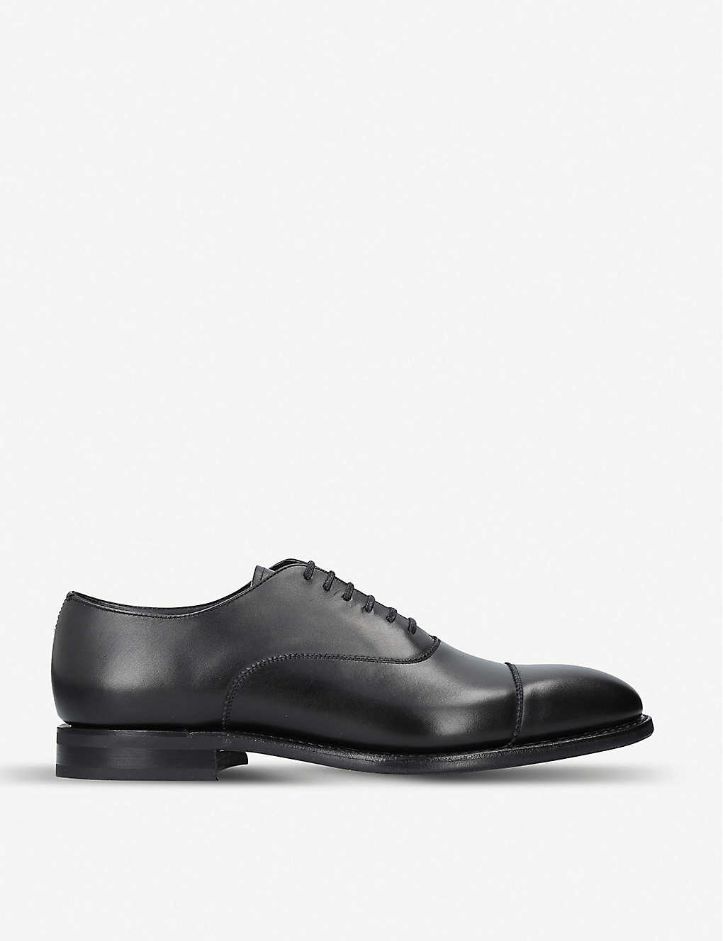 CHURCH: Pamington leather Oxford shoes