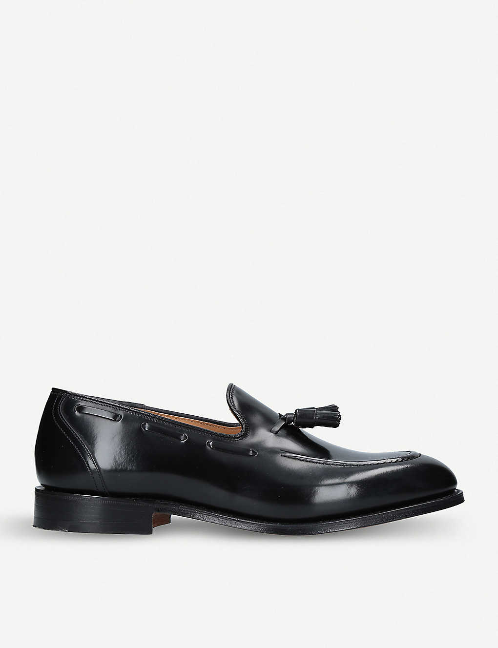6817ca8a3129 Kingsley 2 tassel leather loafers - Black ...