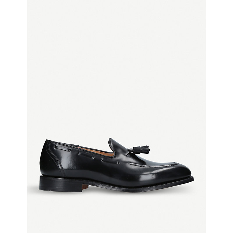 CHURCH'S   Kingsley 2 Tassel Leather Loafers   Goxip